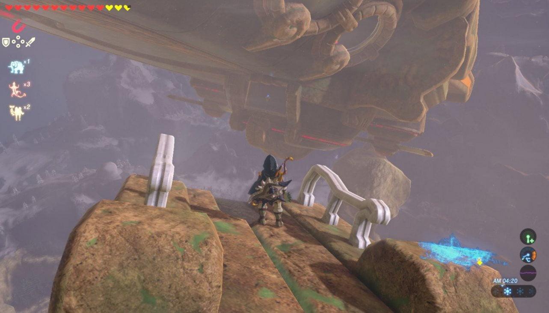 ゼルダ の 伝説 ブレス オブザ ワイルド 水 の 神 獣 【メインチャレンジ】「水の神獣ヴァ・ルッタ」攻略